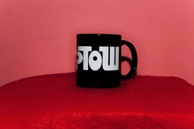 Logo Coffee mug Black