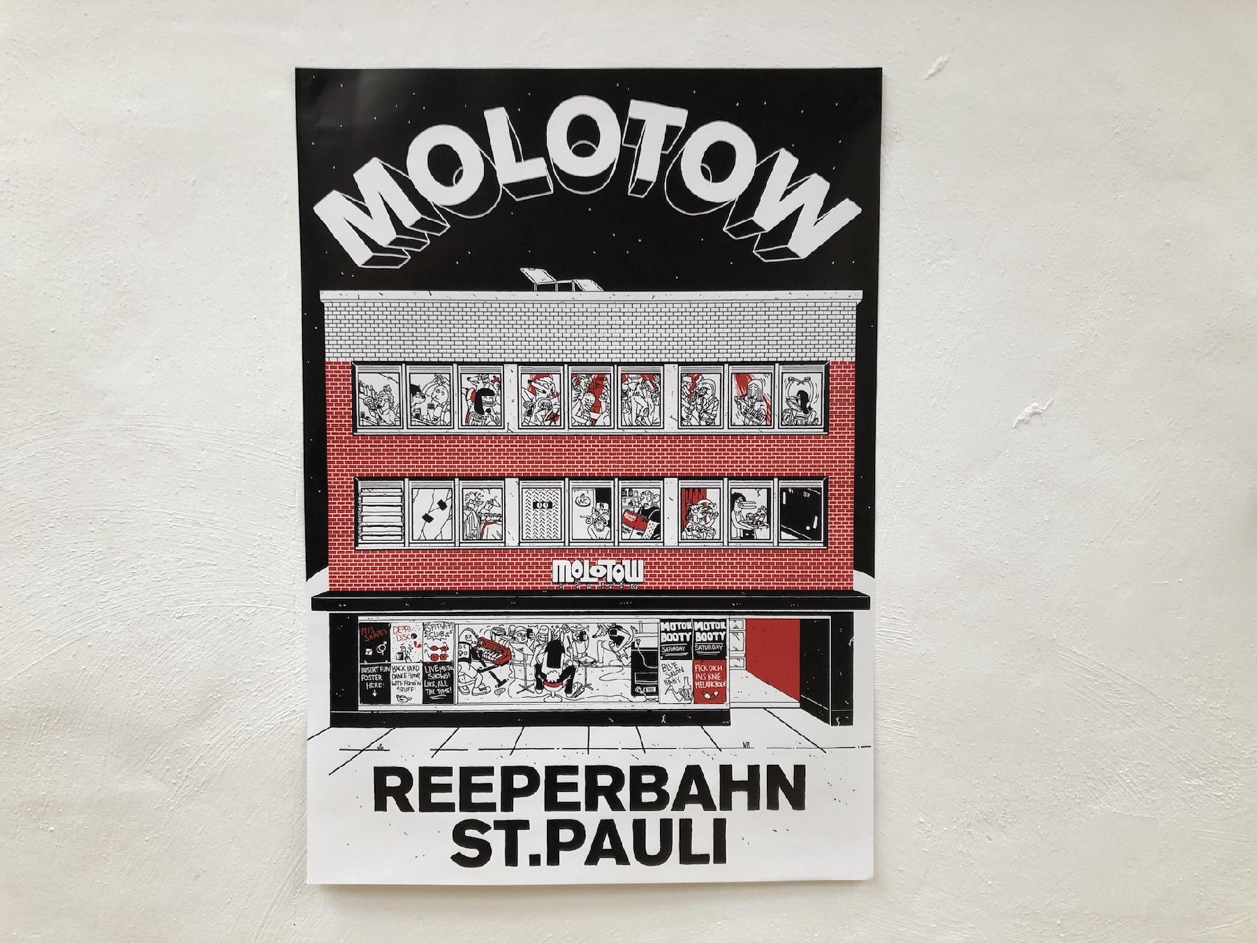 Venue Poster