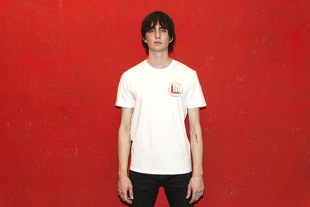 Venue Untailliertes Shirt White
